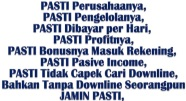 Bisnis investasi gratis dapat dollar setiap hari (JSSTripler-Profitclicking)
