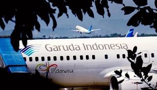 Asyik, Garuda Buka Rute Penerbangan Denpasar Banyuwangi