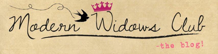 Modern Widows Club Blog