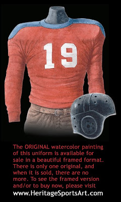 New York Giants 1930 uniform