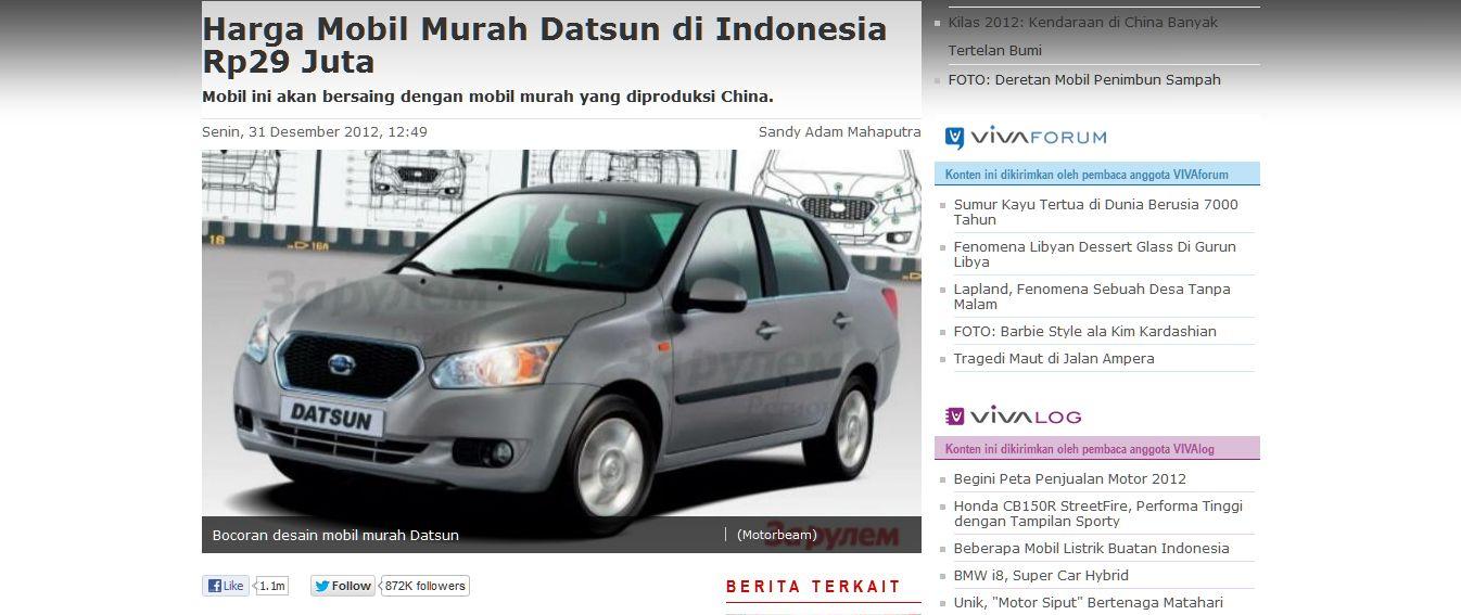 Berita Indonesia Hari Ini