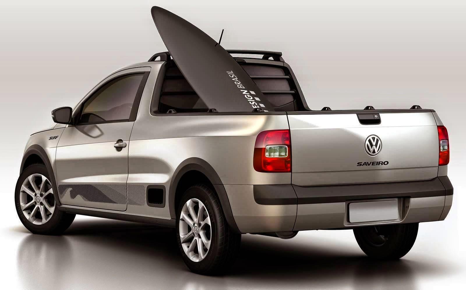 Volkswagen Saveiro Surf
