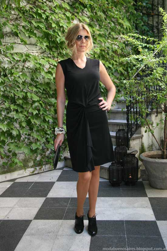 Olga Naum otoño invierno 2013 vestidos