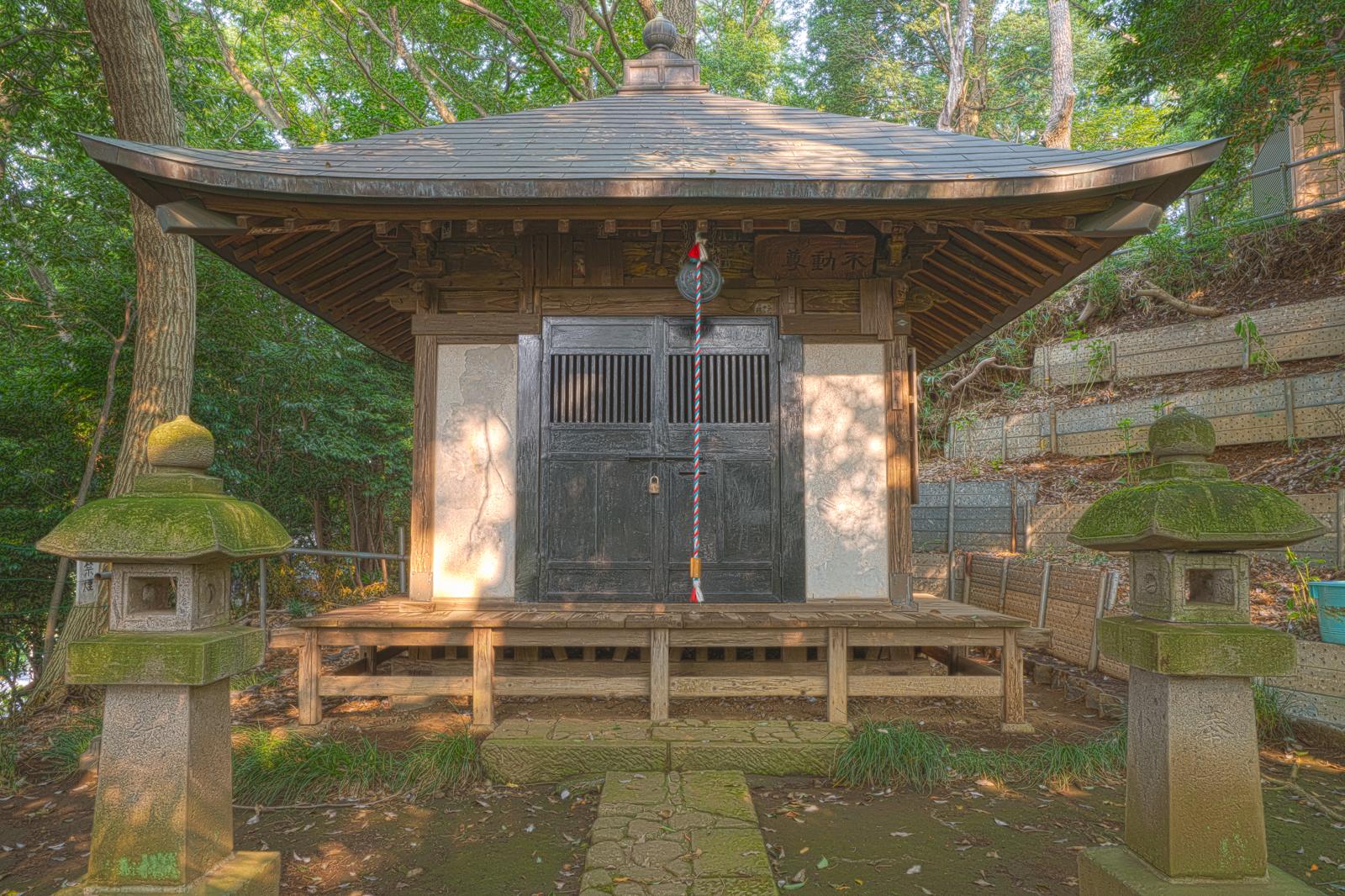 小金井市、愛宕神社の写真