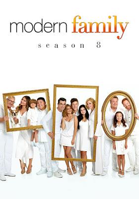 Modern Family (TV Series) S08 DVD R1 NTSC Sub