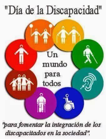Día internacional de la discapacidad: 3 de Diciembre. Asociación Granada Lupus