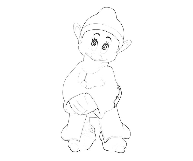 printable-dopey-cute-coloring-pages