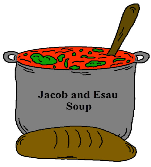 Jacob And Esau Sunday School Lesson
