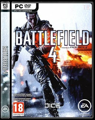 Battlefield 4 Cover PC