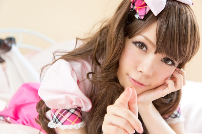 CosRain.Com HAYASE AMI&#65287;s COSPLAY - Uzuki Shimamura