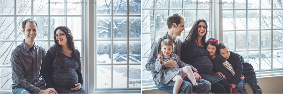 Central New Jersey Maternity Photographer