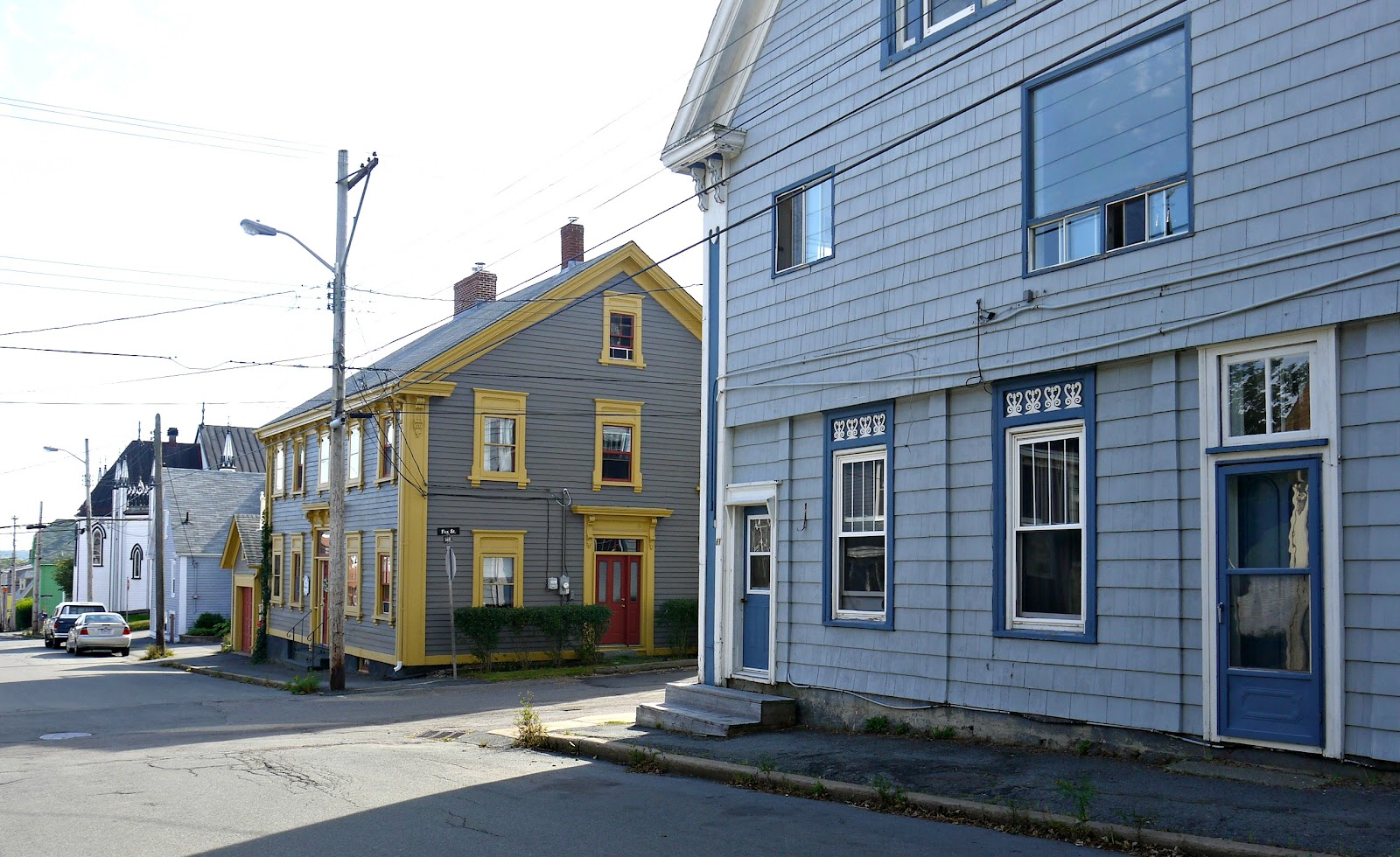 sense and simplicity  colourful nova scotia homes