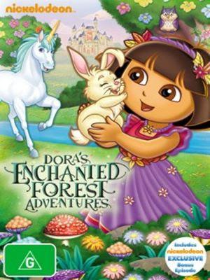 descargar Las Aventuras de Dora en el Bosque Encantado – DVDRIP LATINO