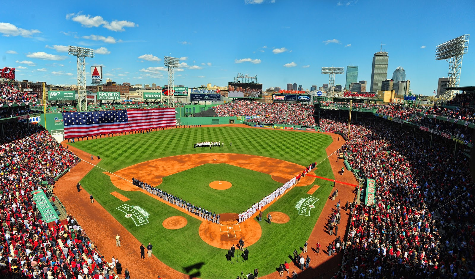 fenway park There's nothing quite like red sox nation it's a state of mind, and fenway park is the mecca the nation itself extends worldwide—seeing someone sporting a red sox cap when you're far from home is like seeing water (or a fenway frank) in a d.