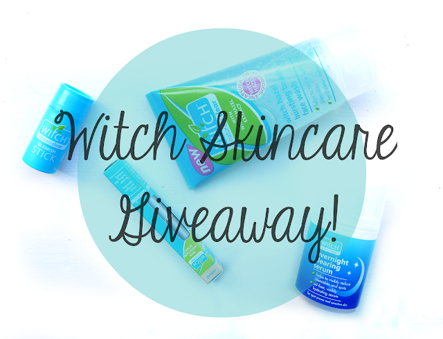 beauty, giveaway, competition, Witch, skincare, youwishyou, win, prizes, freebies, acne, sensitive skin, 20115,