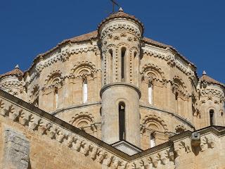 Colegiata románica de Toro (Zamora)