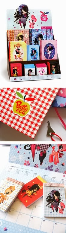 BETTY & CIE STATIONERY