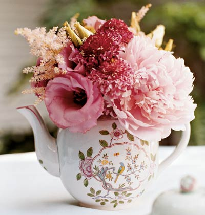 Bridal  Ideas on Tablescapes  Part 2   Wedding Calgary Decor Diy Flowers Teapoit01