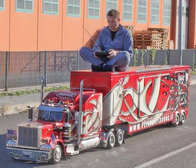 American Truck Kawalan Jauh