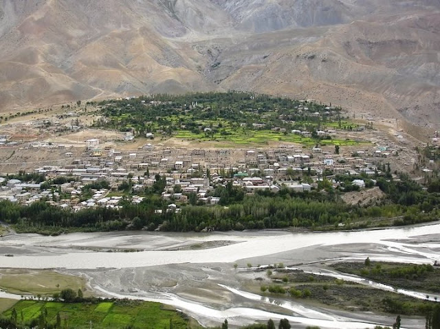 Kargil District, Ladakh, Jammu and Kashmir