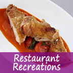 Restaurant Recreations