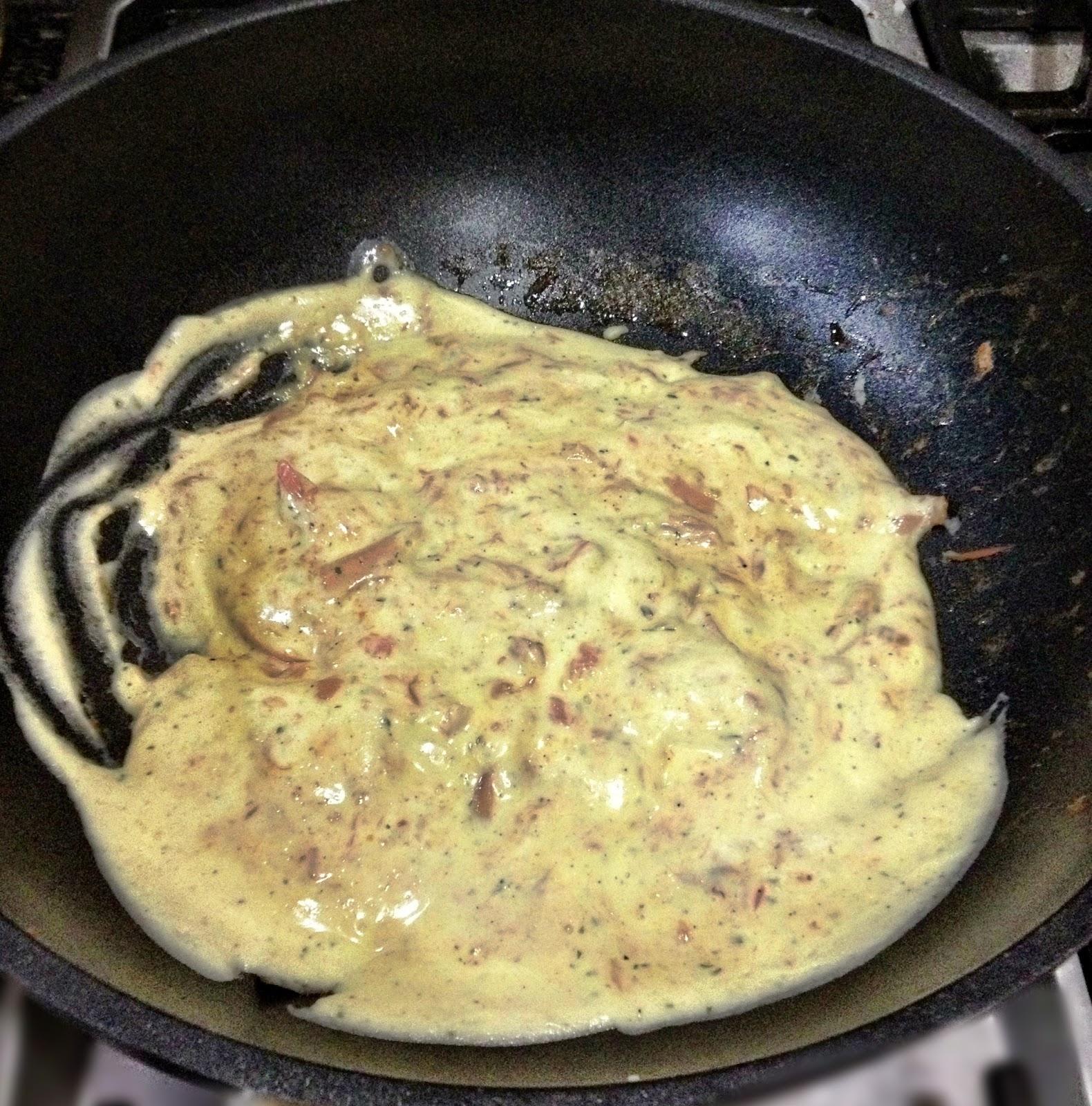 how to cook tuna carbonara