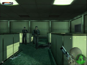 Screen Shot Of Second Sight (2005) Full PC Game Free Download At Downloadingzoo.Com