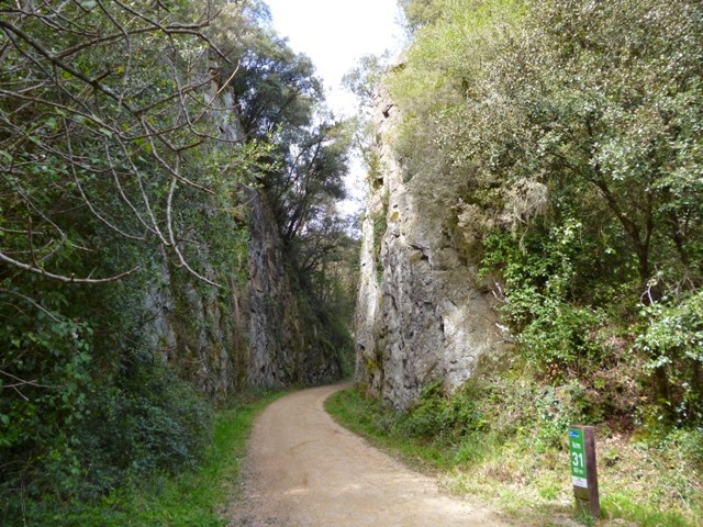Vía verde Carrilet I