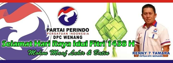 Perindo DPC Wenang