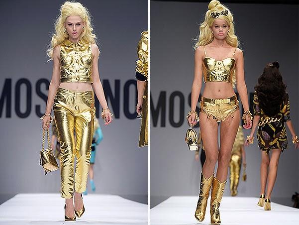 Milan Fashion Week_Moschino show 6