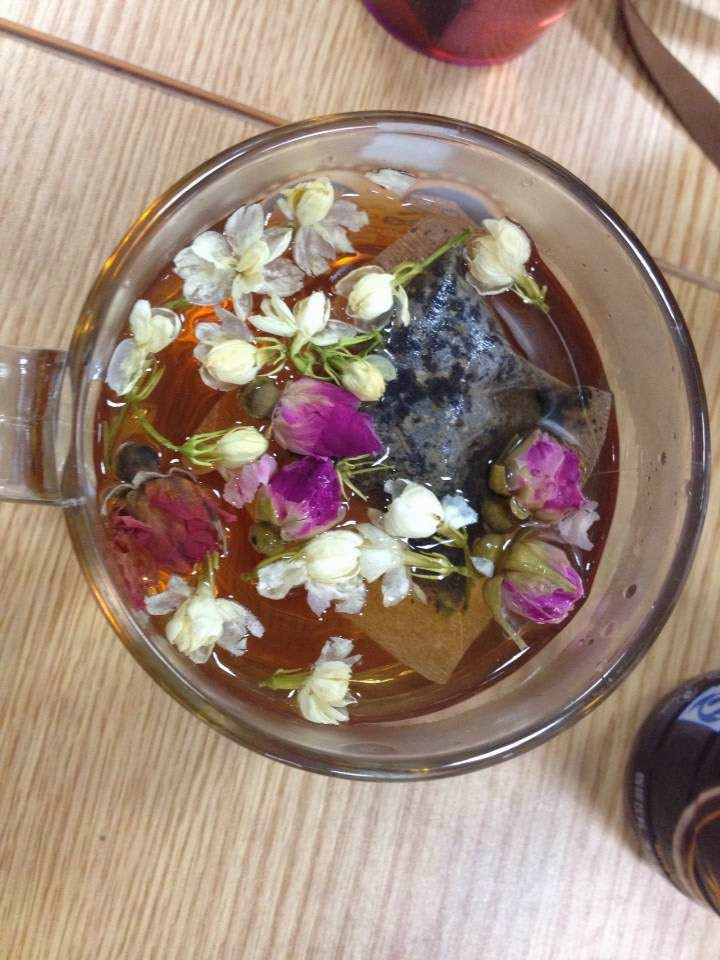 Chinese Flower Tea 4