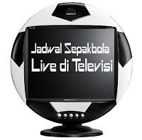Jadwal sepakbola di TV tanggal 24 - 26 Agustus 2012