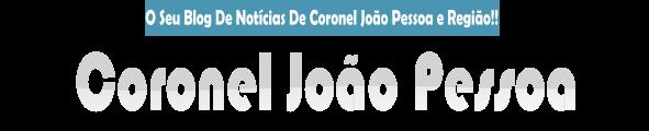 Blog de Coronel João Pessoa RN