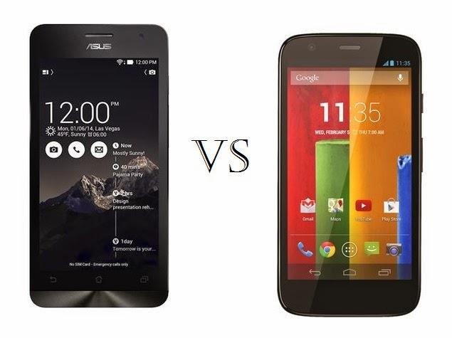 Asus Zenfone Reasons To Buy Zenfone 5 Over Moto G