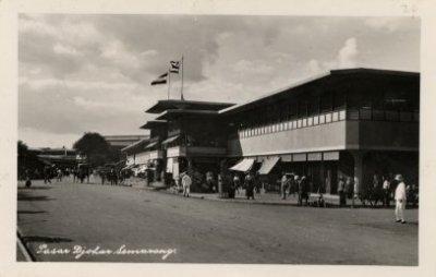 Masandhy berbagi Info : Dumadiné Pasar Johar Semarang