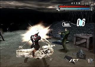 Gungrave PS3