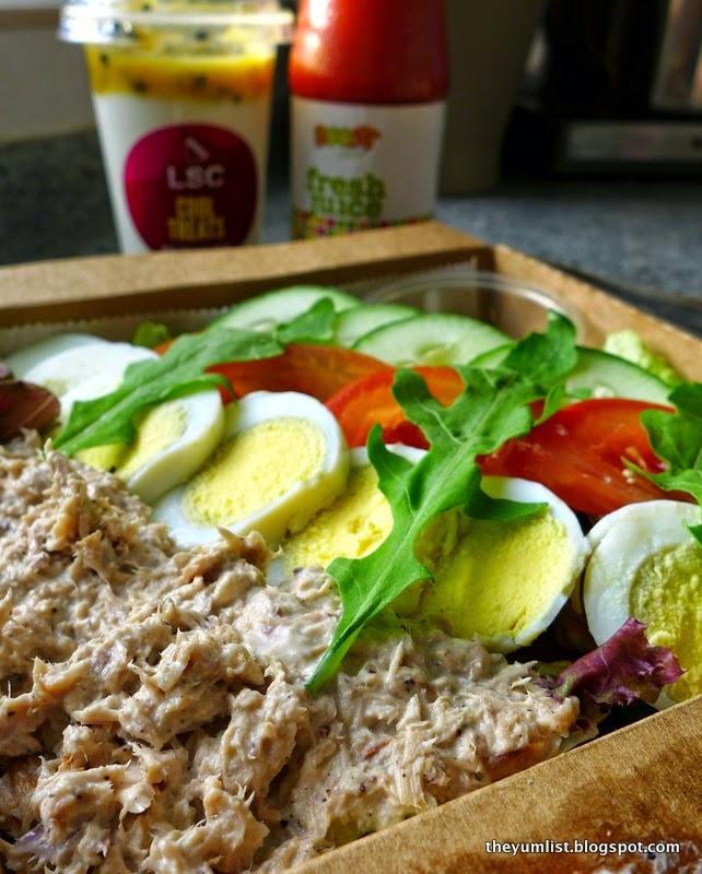 Tuna Nicoise Sandwich Recipe — Dishmaps