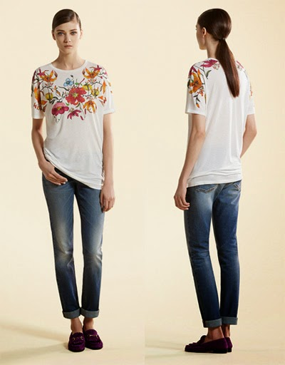 Jeans And Shirts For Girls