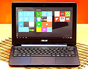 Asus Transformer Book Flip TP200SA Review