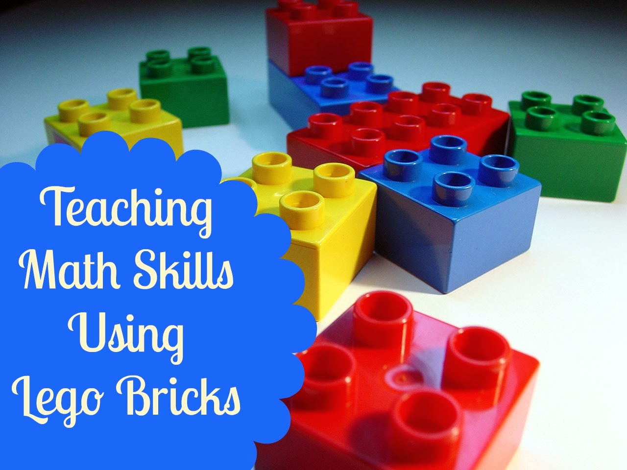 teaching math with lego bricks