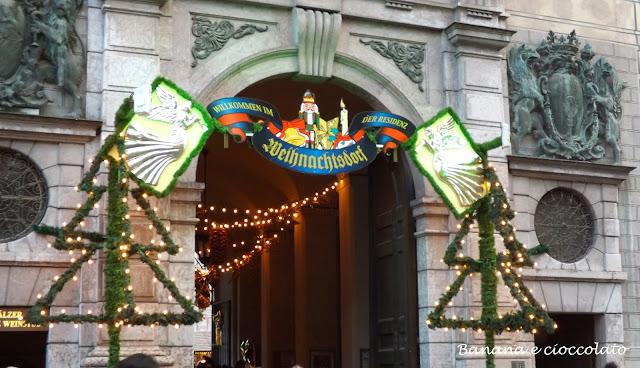 Mercatini di Natale di Monaco di Baviera, Residenz