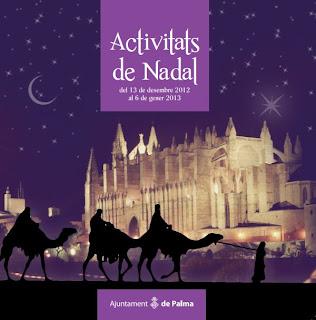 Navidad en Palma de Mallorca