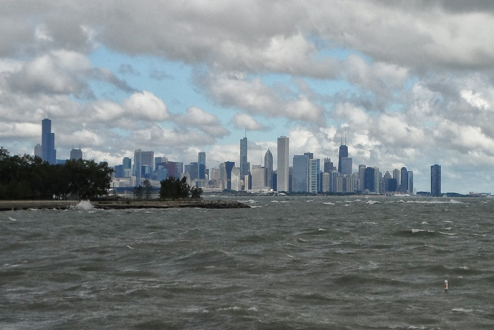 Reluctant Chauffeur: Chicago: Segways, vegan pizza, Radiohead, and ...