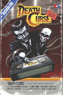 Cover of DeathCurse #1 from Lost Story Studio
