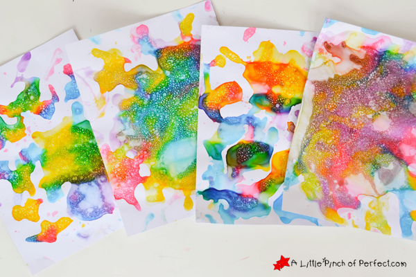 painting with bubbles soap pump bubble painting for kids