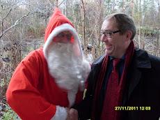 Eduskuntaa myöden kuullaan pukin joulunsanomaa