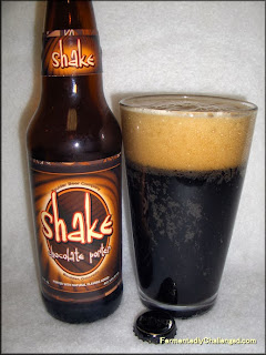 Boulder Beeer Shake Chocolate Porter review