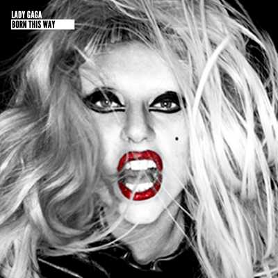 lady gaga born this way cover deluxe. lady gaga born this way album