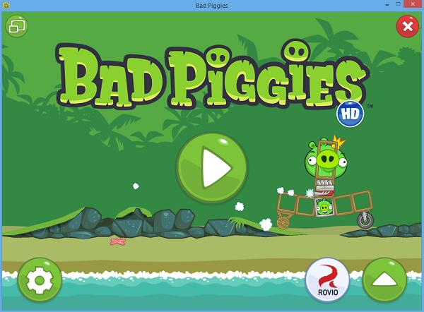 Hình ảnh trong game Bad Piggies
