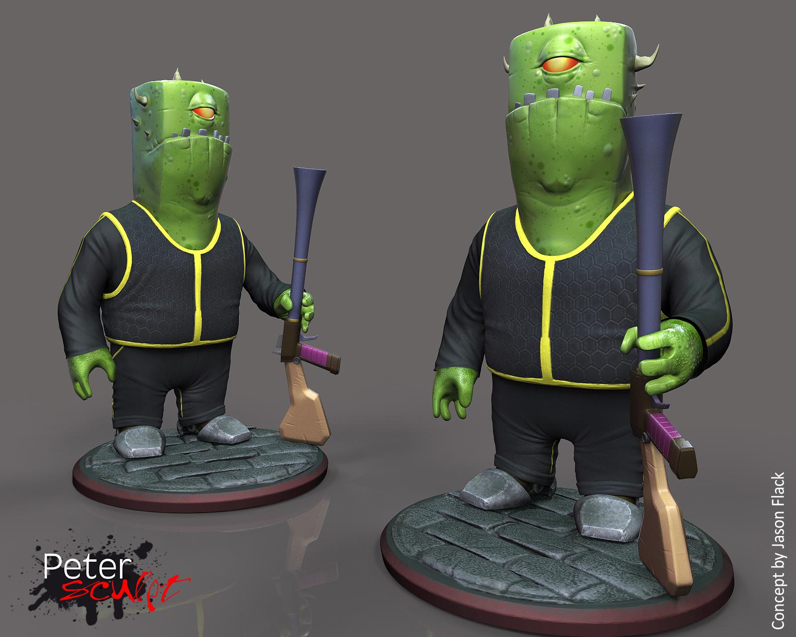 alienwarrior, 1